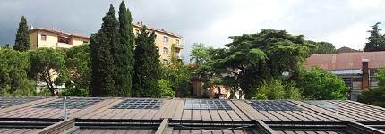 Fotovoltaico Inaugurazione Nuovi Impianti Perugia Per